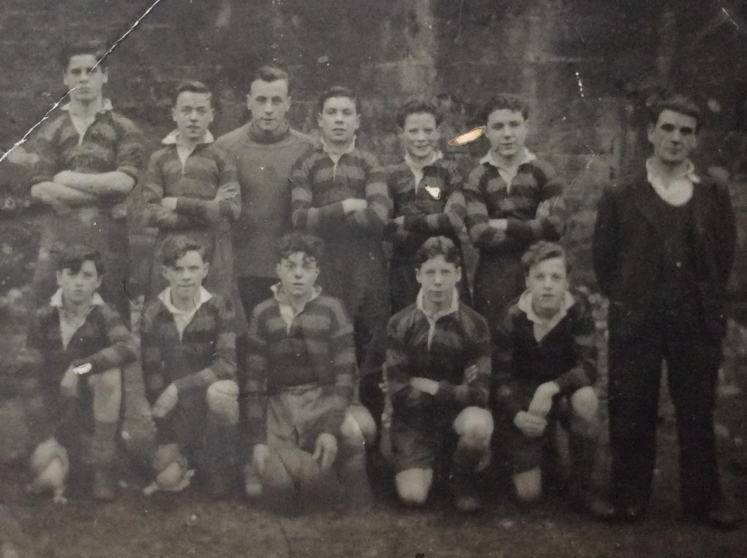 Glasgow memories: The day Maryhill schoolboys got arrested for playing football on the street...