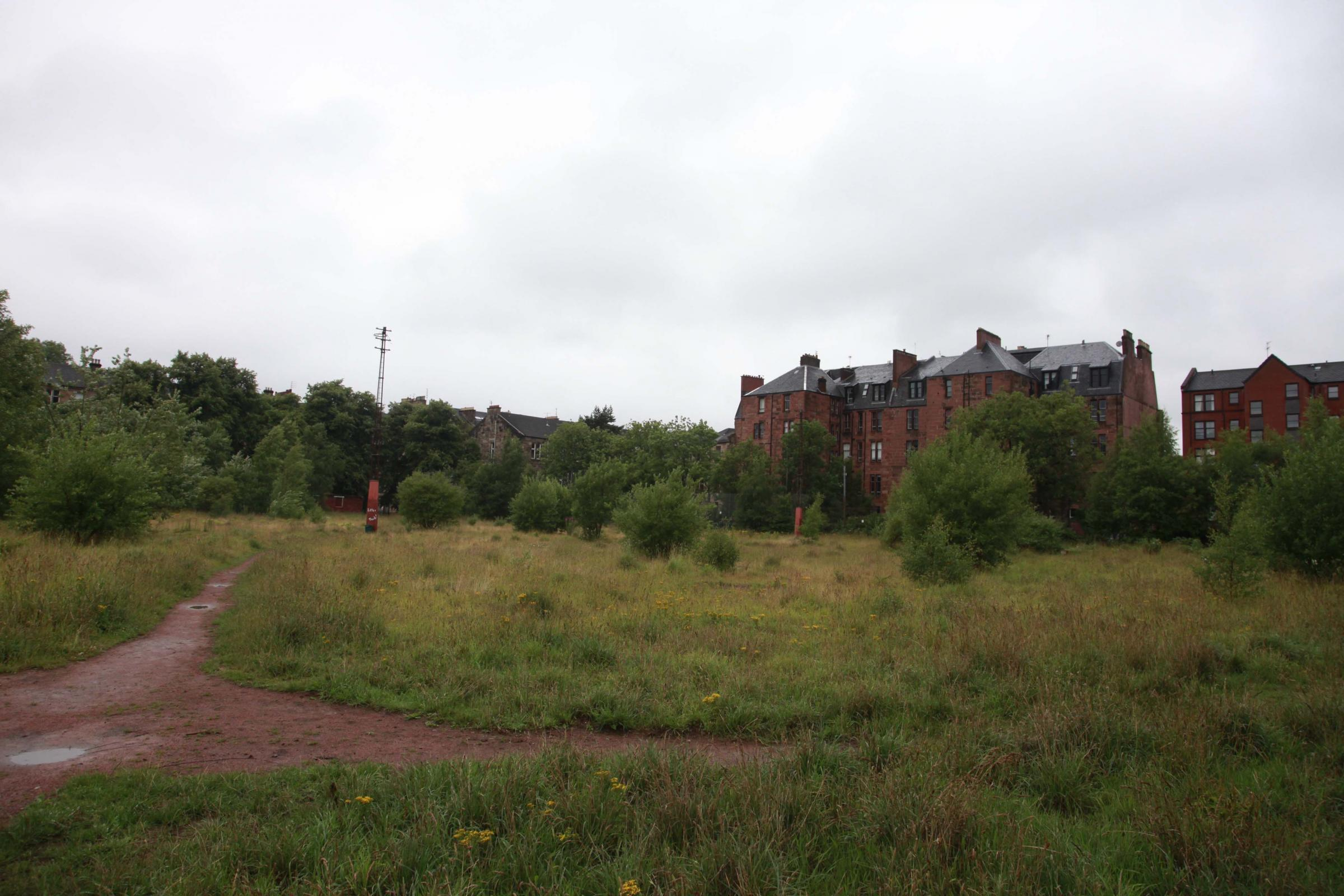 Glasgow charity disputes claims of anti-social behaviour at Children's Wood