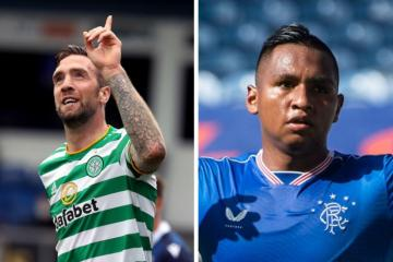Poll: Would you like to see Celtic and Rangers joining a British Premier League?