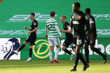 Celtic 3, Livingston 2: How the visitors rated