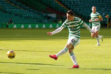 Celtic midfielder Callum McGregor targets Europa League shut-out against Riga