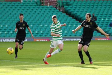Celtic 3, Livingston 2: Another mixed bag as champions go top