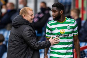 Admission of fatigue behind Odsonne Edouard's absence, as Neil Lennon denies that Celtic star is unsettled