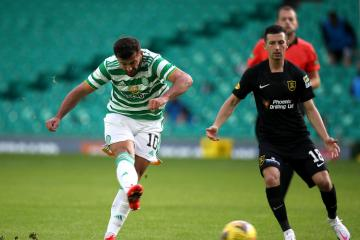 Albian Ajeti pledges that Celtic goal glut will continue as he edges closer to full fitness
