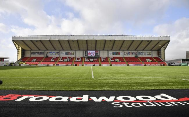 Glasgow City will play their home games for the 2020/21 campaign at Broadwood Stadium