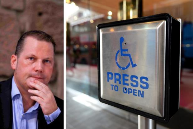 Disabled Glaswegians 'cheated out of cash' as lawyer prepares top court fight