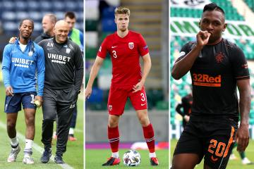 Scottish Premiership transfers LIVE: Rangers to complete deal before weekend | £18m bid for Morelos
