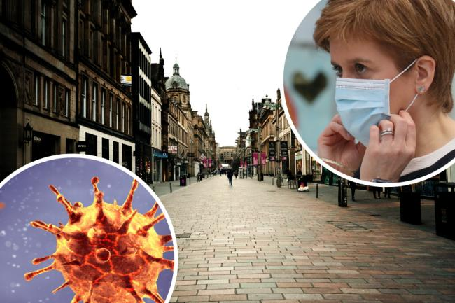 'Does covid come out after 10pm': Glasgow reacts to new coronavirus restrictions