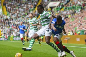 Ex-Celtic defender Dedryck Boyata handed captain's armband at Hertha Berlin