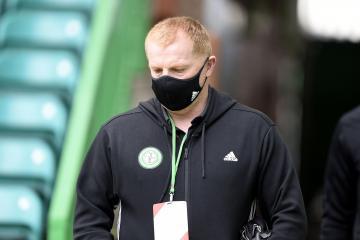 Coronavirus restrictions worry Celtic boss Neil Lennon