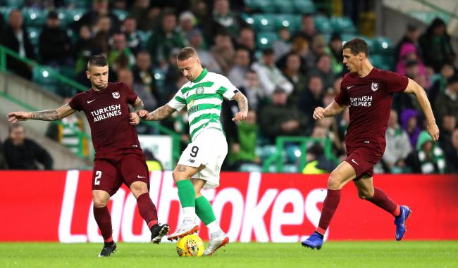 Celtic will face FK Sarajevo this coming Thursday