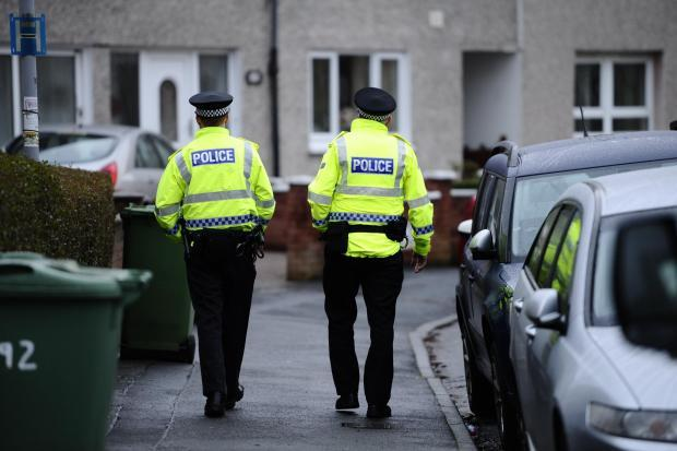 Hundreds of 'illegal parties' broken up by police across Scotland this weekend
