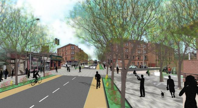 Development plans for the North of Glasgow unveiled by council
