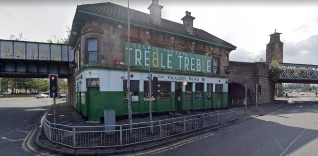 Popular Glasgow Celtic pub reveals staff test positive for coronavirus