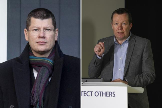 Jason Leitch hits back at SFA and SPFL to  insist fan lockout is not a 'political decision'