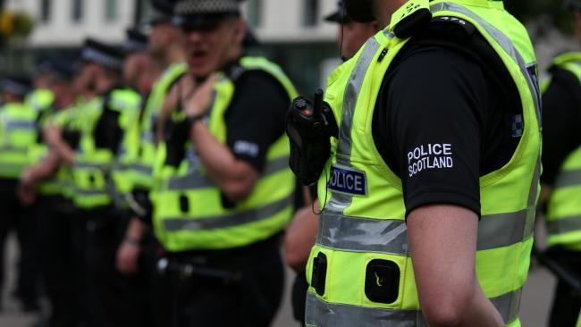 Early Braes park: Boy, 15, arrested after 'having knife' during disturbance