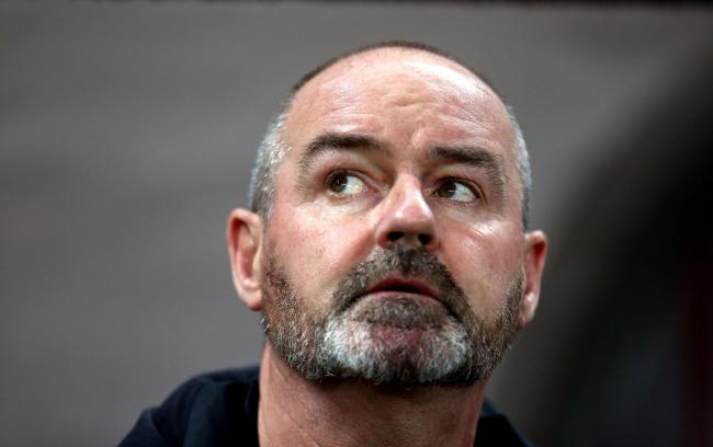 Steve Clarke faces a selection crisis for the match with Israel