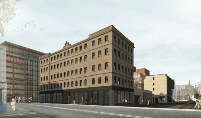 Beco Building plan from Barclays
