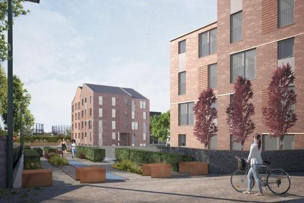 Glasgow Times: How the new homes could look