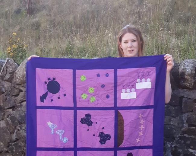 Quilts to be made for pancreatic cancer patients highlighting research