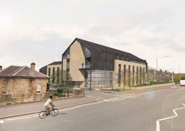 Northcare's Kilmarnock Road care home plans