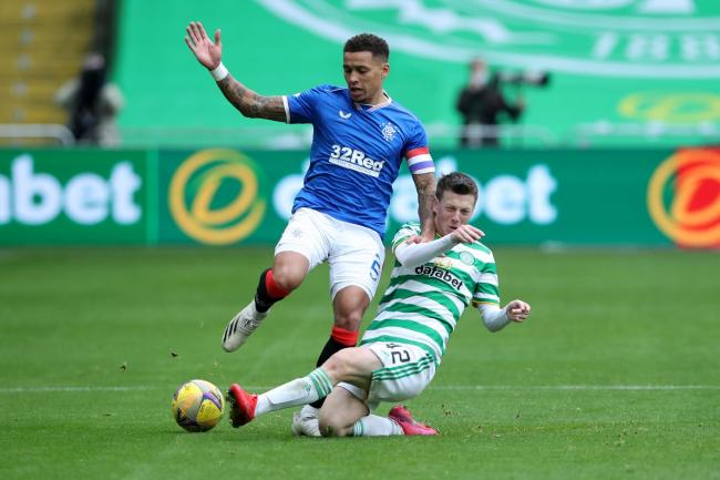 Callum McGregor says that Rangers deserved to beat Celtic in the Old Firm derby.
