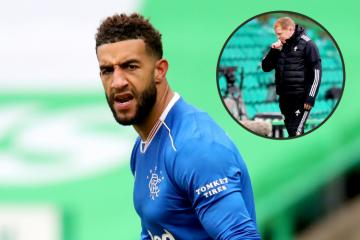 Connor Goldson in hilarious response over Celtic's leaked XI for Rangers clash