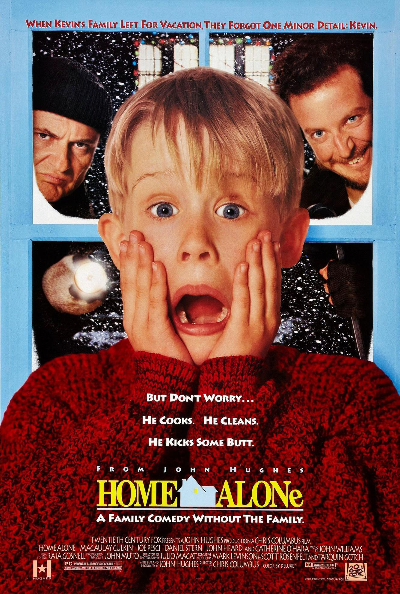 Christmas fans can celebrate early with Home Alone film screening