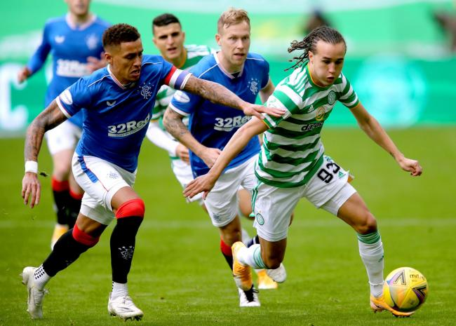 Diego Laxalt says he will have no problem helping put AC Milan to the sword tonight with Celtic.