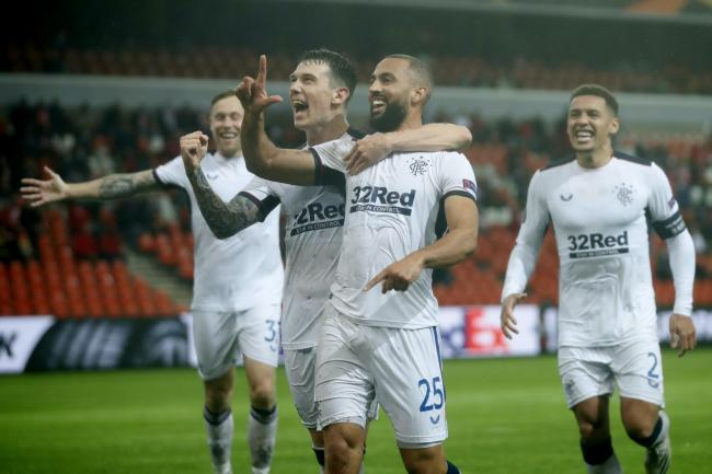 Kemar Roofe breaks Europa League record with stunning strike in Standard Liege win before tempers boil over