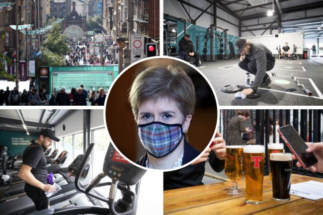 Scotland lockdown: How to watch Nicola Sturgeon's five-tier Covid-19 strategy update today