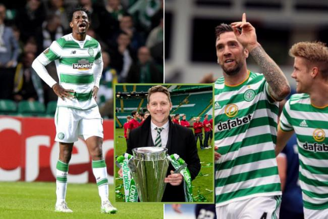 Shane Duffy not on Efe Ambrose's level and has been 'rank rotten' since joining Celtic, claims Commons