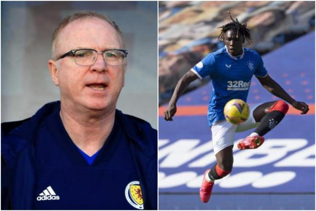 Alex McLeish heaps praise on Rangers' sporting director Ross Wilson for 'master coup' Bassey signing