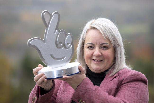 TV PERSONALITY, JEAN JOHANNSSON, CROWNS INSPIRATIONAL
