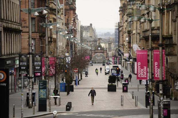 Horarios de Glasgow: