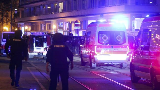Europe has been shocked by the attack in Vienna