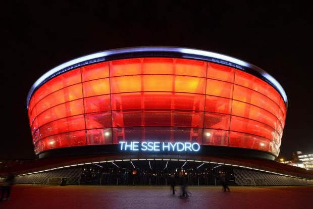 Glasgow Times: The band is due to play the Hydro next year