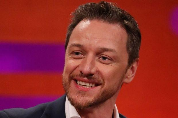 Glasgow Times: James McAvoy is also said to be in the running
