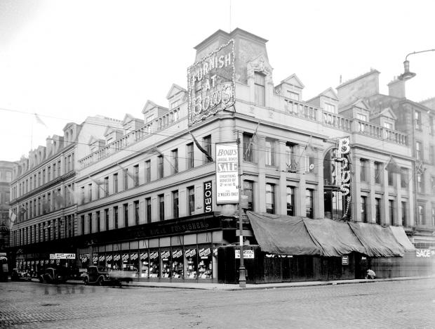 Lamenting The Loss Of Glasgow S Super Department Stores Glasgow Times