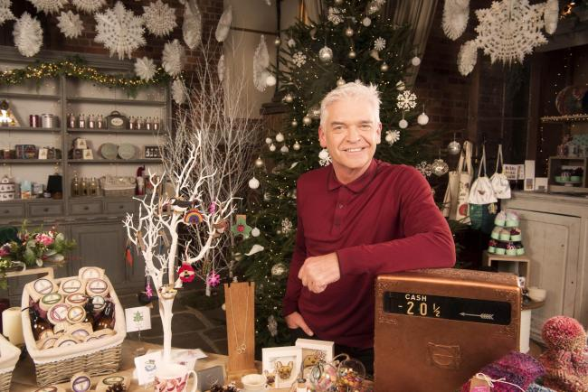 Philip Schofield on new show How To Spend It Well At Christmas
