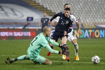 Scott Brown says Ryan Christie's dedication has made him indispensable to both Celtic and Scotland