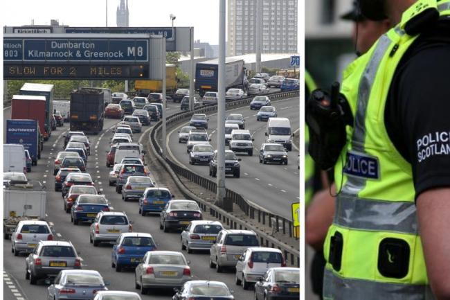 Pedestrian dies after struck by several cars on M8