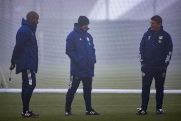 John Carver on the club mentality Steve Clarke has created as Englishman settles into Scotland squad