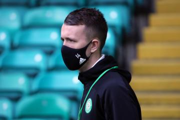 Celtic's David Turnbull tests positive for Covid-19 after Scotland under-21s duty