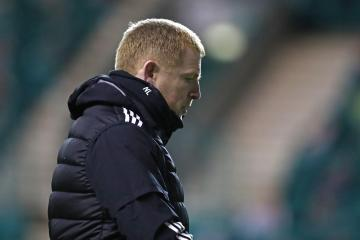 Neil Lennon admits Celtic can't afford many more slip-ups as he takes aim at 'lazy' players
