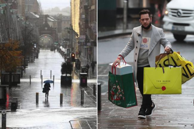 Glasgow shops move online ahead of Black Friday as Scots urged to take part in online Christmas markets