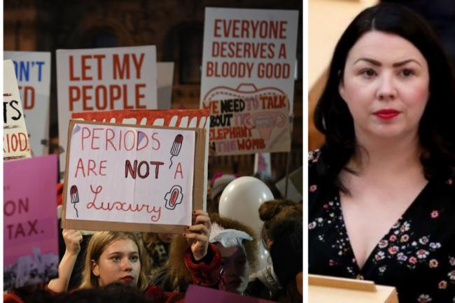 MSPs to vote on eradicating period poverty in Scotland today - here's what could change