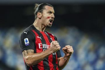 Celtic in Europa League boost as Zlatan Ibrahimovic to miss AC Milan second clash with hamstring issue