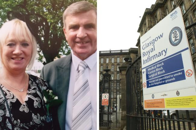 Bereaved widow in plea for better end of life treatment after finding husband dead on hospital bed
