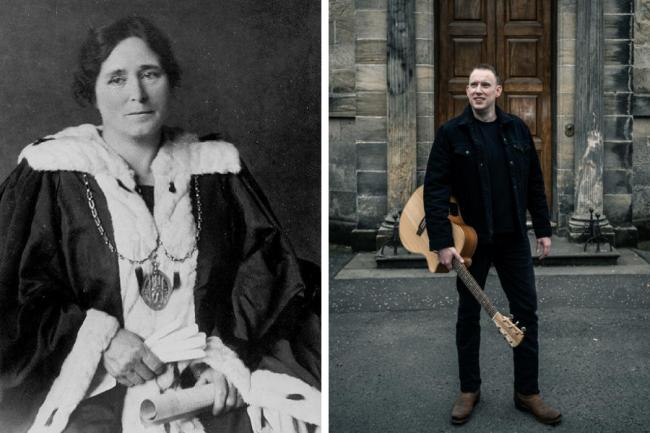 Govan's working class heroes of times past to be celebrated in song